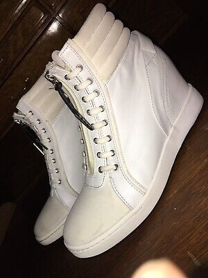 L.A.M.B Womens Fashion Sneakers Size 7 Us High Top