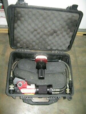 Tnt Rescue Systems Confined Space Cutter With Remote Control Valver