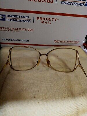 Vintage womans gucci Eye Glasses Used
