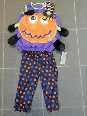 Asda Halloween Costumes Kids (Childs Fancy Dress HALLOWEEN OUTFIT AGE 1- 2 YEARS 81-92 CM ASDA)