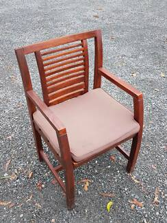 Captivating Timber Outdoor Chair Part 13