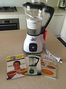 Soup mate PRO with recipes Coorparoo Brisbane South East Preview
