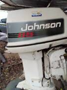 115 hp johnson outboard motor Kuranda Tablelands Preview
