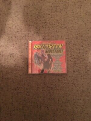 Halloween Party Dj Mix (Halloween House Party by Drew's Famous (CD, Sep-1998, Non Stop DJ Mix))