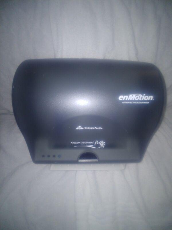 5x TOUCHLESS enmotion Impulse 8 paper towel dispenser 59498 *No Key!*