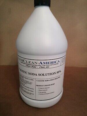 Sodium Hydroxide Solution 50