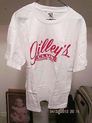 ORIGINAL GILLEY'S T-SHIRT - SIZE ADULT LARGE - Mickey Gilley