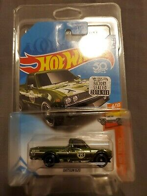 2018 HOT WHEELS SUPER TREASURE HUNT FACTORY SEALED DATSUN 620