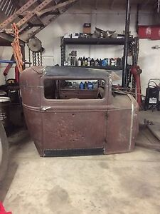 WANTED: Ford Model A Bodies