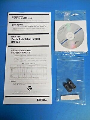 National Instruments Ni-daqmx 8.8 Software For Windows 2000xpvista 779461p-01