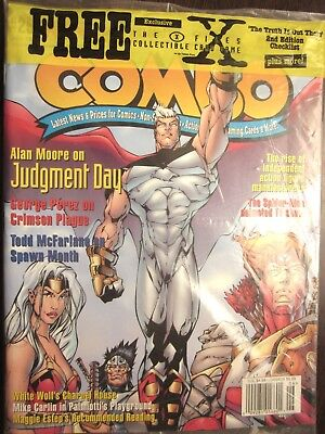COMBO Magazine #29 (June 1997) Sealed! X-Files CCG 2nd Edition Checklist + More!
