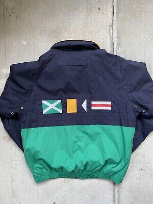 Vintage 90'sMighty Mac Mens  Windbreaker / Sailing Jacket Size Medium