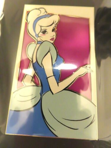 Disney Pin * ACME Hot Art Pop Princess II Cinderella LE 300 #131261