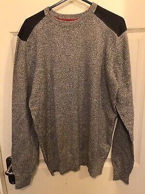 Mens F&F Sweater Size Medium