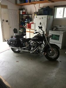 2007 Heritage Softail Classic for sale