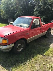 1995 ford ranger. Trade for trailer,fishing boat,dirt bike