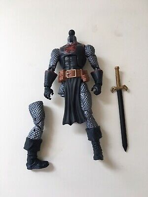 Marvel Legends 6in Black Knight Fodder for Customizing Figure Hasbro New Look NR