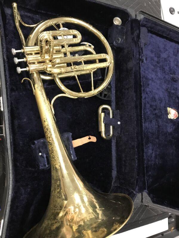 Conn 16E Mellophonium SN: H10174