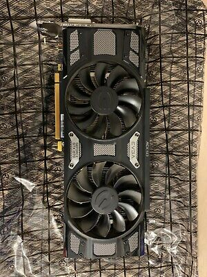 EVGA GeForce GTX 1070 SC 8GB GDDR5 Graphics Card Black Edition