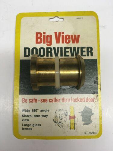 New Old Stock Big View Doorviewer Door Viewer Made in Japan