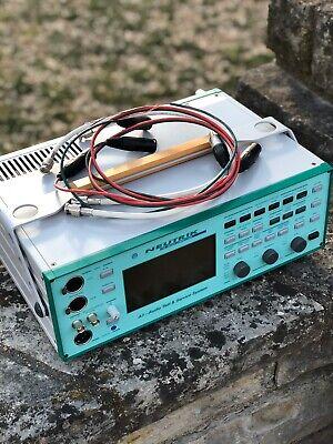 Neutrik A1 Audio Test Service System Spectrum Analyzer Scope Sweep Gen