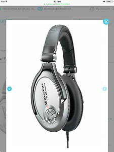 Sennheiser PXC 450 Headphones, Noise Cancelling,Travel, NoiseGard Liverpool Liverpool Area Preview