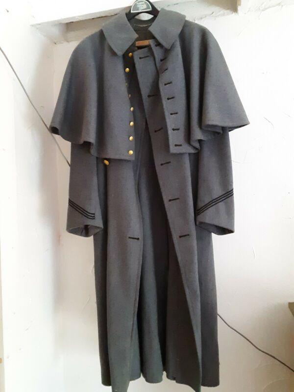 West Point Cadet Long Wool Coat $340.00