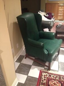 Wingback chairs (2)