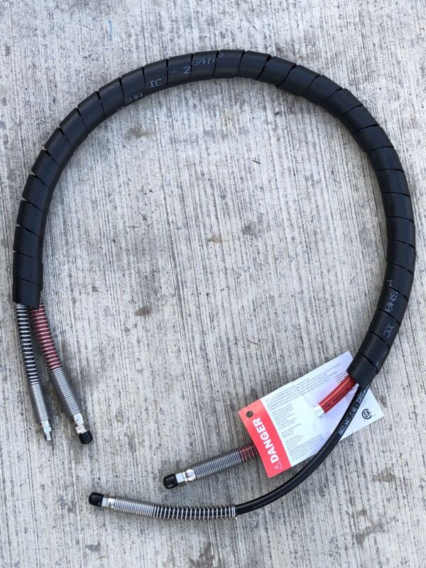 GENUINE PARKER PARAFLEX 5CNG CNG VEHICLE FUELING REFUELING FUEL TRANSFER HOSE