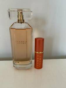 IVANKA TRUMP PARFUM SPRAY, 100ml (LESS TINY BIT), PLUS ATOMISER