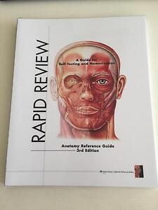 Anatomy Rapid Review Textbook Kedron Brisbane North East Preview