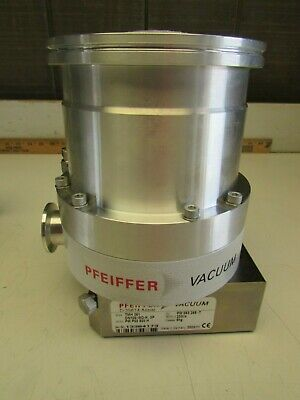 Pfeiffer Tmh-261 Dn100 Iso-k 3p Turbo Molecular Pump Xlnt Used Takeout Mo
