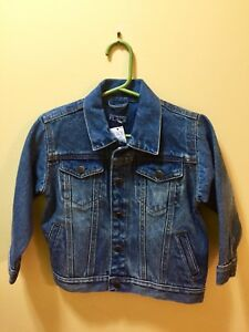 Brand new with tags Boys size 4 fall jean jacket