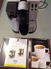 Nespresso DeLonghi Lattissima coffee machine Merrimac Gold Coast City Preview