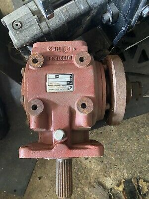 Comer Industries Right Angle Gearbox 9.310.777.00 New Old Stock