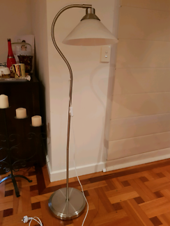 Beautiful stainlesssteel  lamp for free