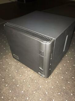 Wester Digital Sharespace NAS 4TB (4x1TB) Gigabit Ethernet