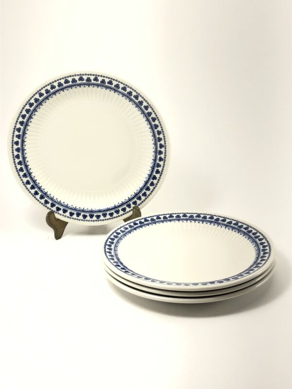 "Adams BRENTWOOD Bread & Butter Plate 6 1/8"" Set Of (4) Four Plates Great Cond."