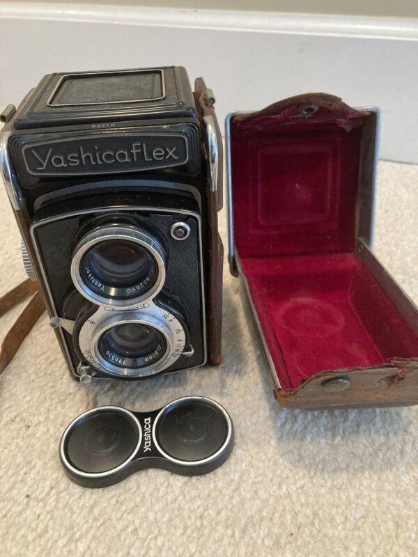 yashicaflex Japanese camera
