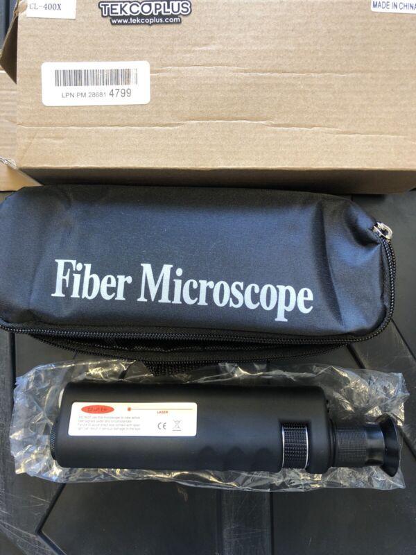 Tekcoplus Fiber Microscope