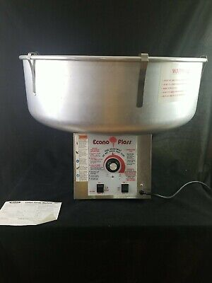 Gold Medal Econo Floss Cotton Candy Machine Model 3017 Ss. Works Great