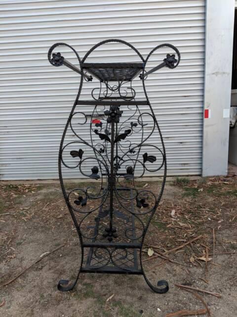 Clothes Rack Wrought Iron Wardrobes Gumtree Australia