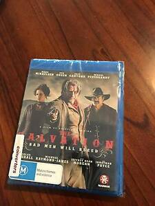 The Salvation Blu-Ray (Price includes Postage) Pakenham Cardinia Area Preview