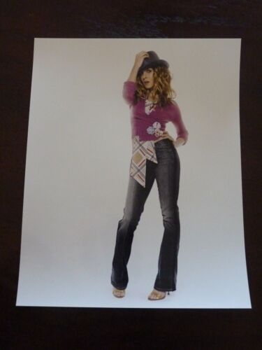 Sarah Jessica Parker Actor 8x10 Color Promo Photo #3