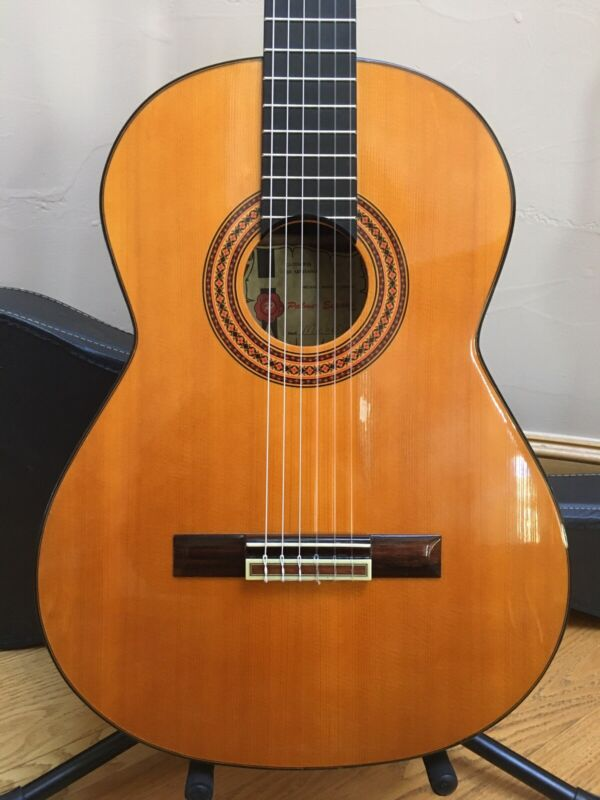 Vintage Classical Guitar - Made in Spain - Rosewood Back and Sides - w/case