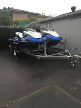 2 X Yamaha FZS 2016 Superchared on Double Trailer. Yagoona Bankstown Area Preview