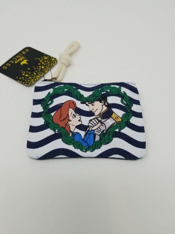 Loungefly x Disney The Little Mermaid Ariel & Prince Eric Nautical Coin Purse