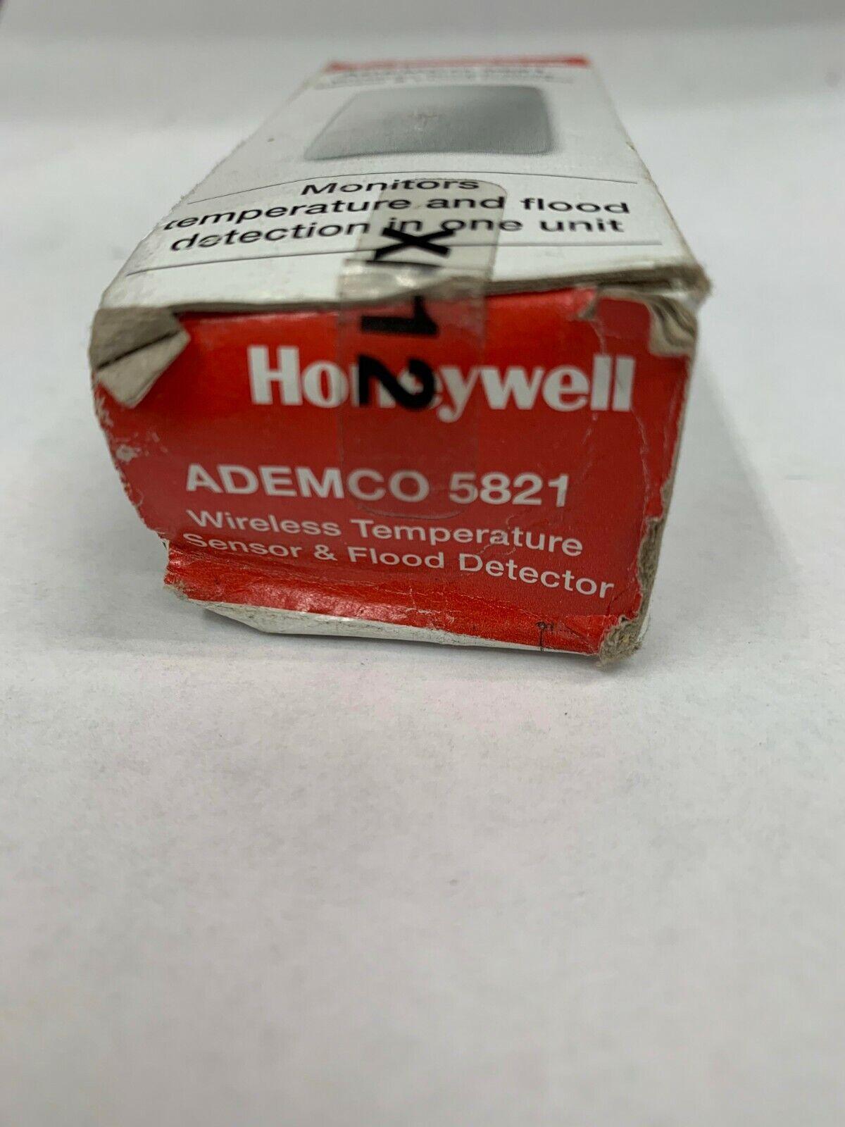 Honeywell Ademco 5821 Wireless Temperature Sensor Flood Detector - $44.95
