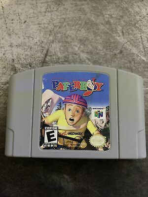 Paperboy (Nintendo 64/N64) Authentic/Tested