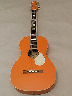 Recording King RPS-7-MOR Dirty 30's Single 0 Acoustic Guitar Limited Edition